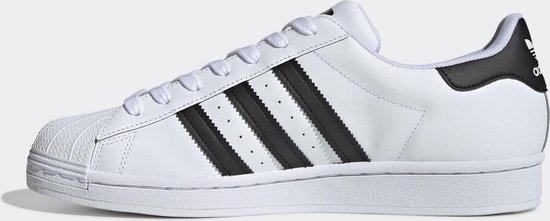 adidas Superstar Sneakers - Cloud White/Core Black/Cloud White - Maat 40