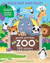 Zoo: 500 Stickers and Puzzle Activities