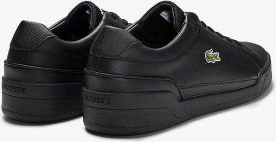 Lacoste Challenge 0120 2 SMA Heren Sneakers - Black - Maat 46,5