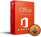 Microsoft Office 2019 Professional Plus - Levensla
