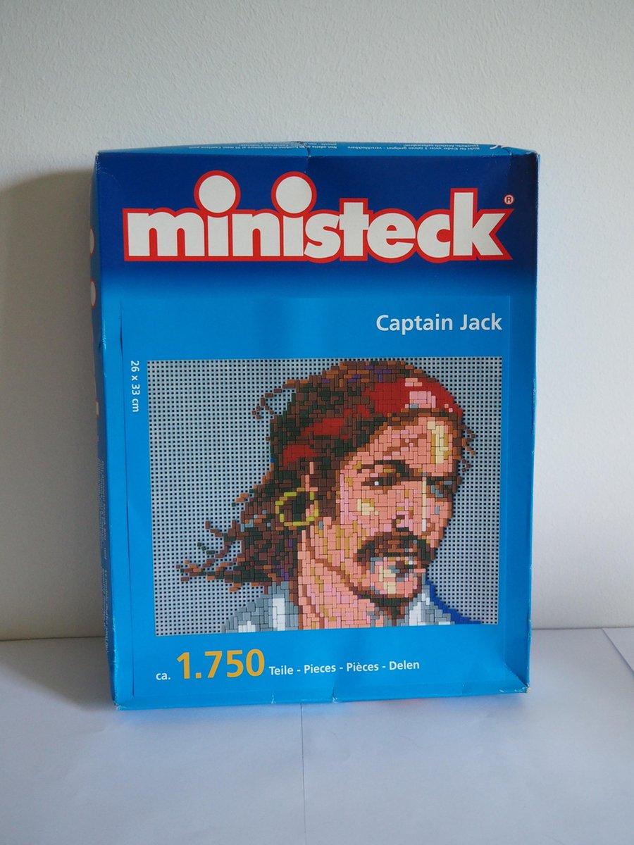 Ministeck captain jack.