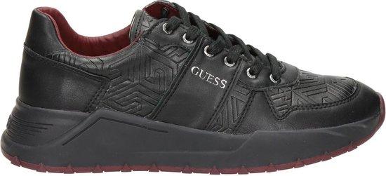 Guess Lucca heren sneaker - Zwart - Maat 44