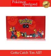 Pokémon | Speelgoed | Pokémon ballen | Speelgoed figuurtjes | 8x ballen met Pokémon figuur | Gratis extra mysterieuze Pokémon bal + speelgoedfiguur |  Actiefiguren | Pokémon set