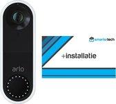 Arlo Video Deurbel | + Installatie Service