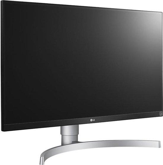 LG 27UK650-W - 4K HDR IPS Monitor