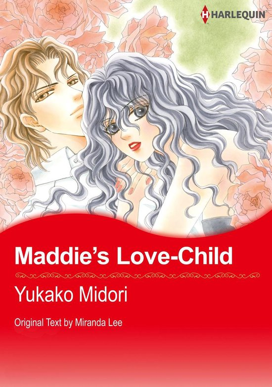 Omslag van Maddie's Love-Child (Harlequin Comics)