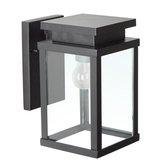KS Verlichting Jersey M - Wandlamp - Buiten - Zwart