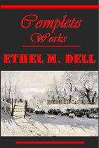 Complete Romance Pulp Adventure Anthologies of Ethel M. Dell