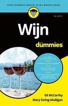 Voor Dummies - Wijn voor Dummies
