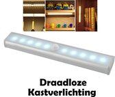 ProLED - Kastverlichting - Met bewegingssensor - 19cm lengte - Draadloos - Werkt op AAA batterijen