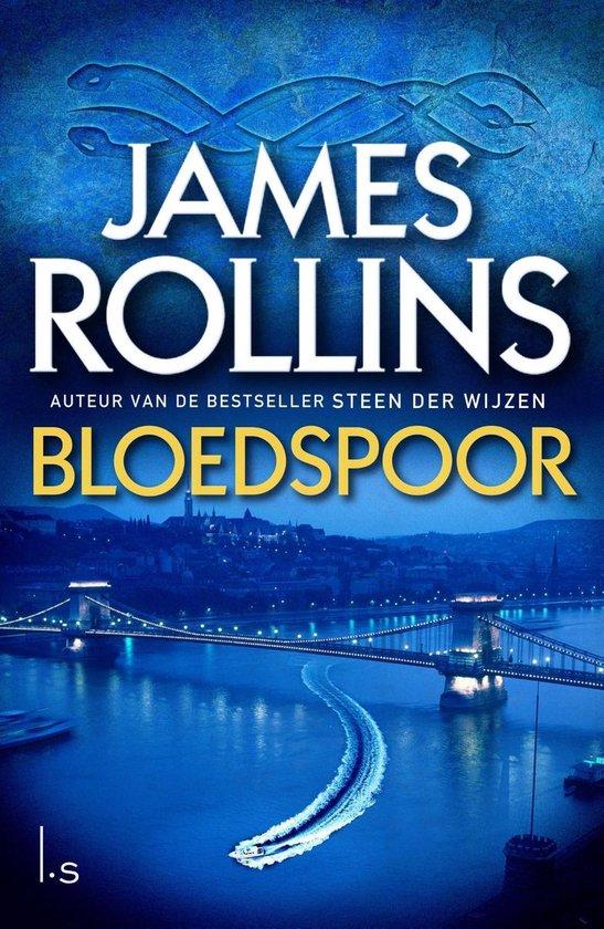 Bloedspoor - James Rollins |