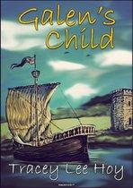 Omslag Galen's Child