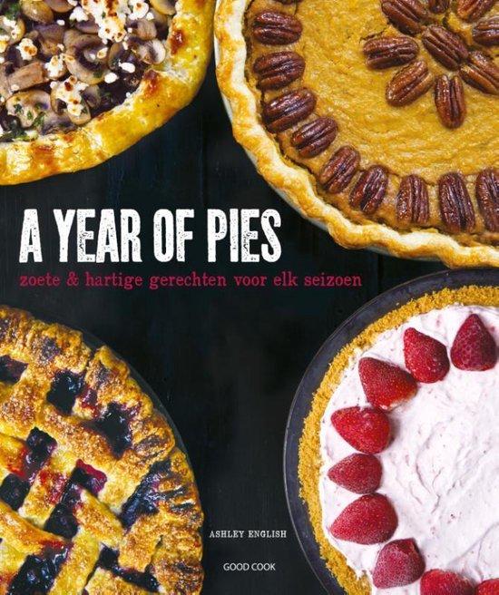 A year of pies - Ashley English  