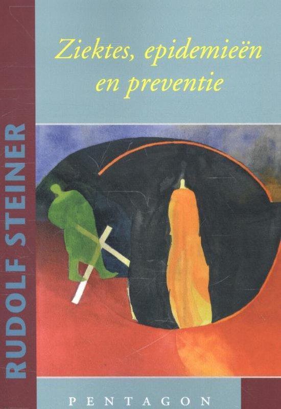 Boek cover Ziektes, epidemieen en preventie van Rudolf Steiner (Paperback)