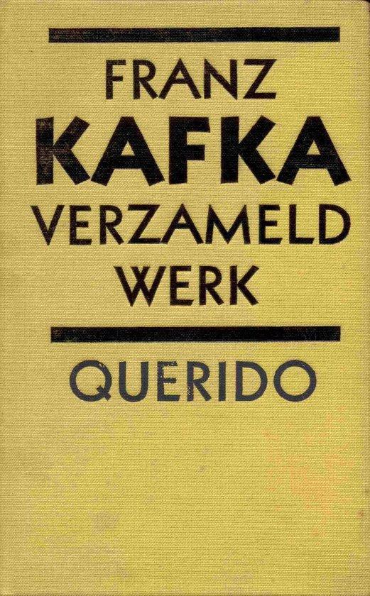 Verzameld werk - Kafka   Readingchampions.org.uk