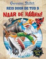 Reis door de tijd 9 - Naar de haaien!