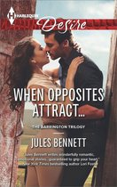 When Opposites Attract...