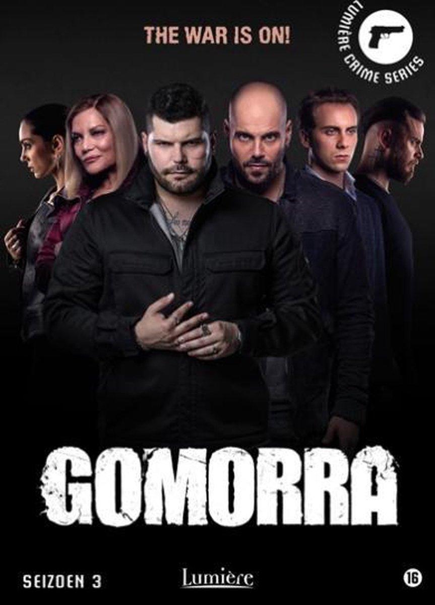 Gomorra - Seizoen 3 - Tv Series