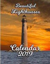 Beautiful Lighthouses Calendar 2019