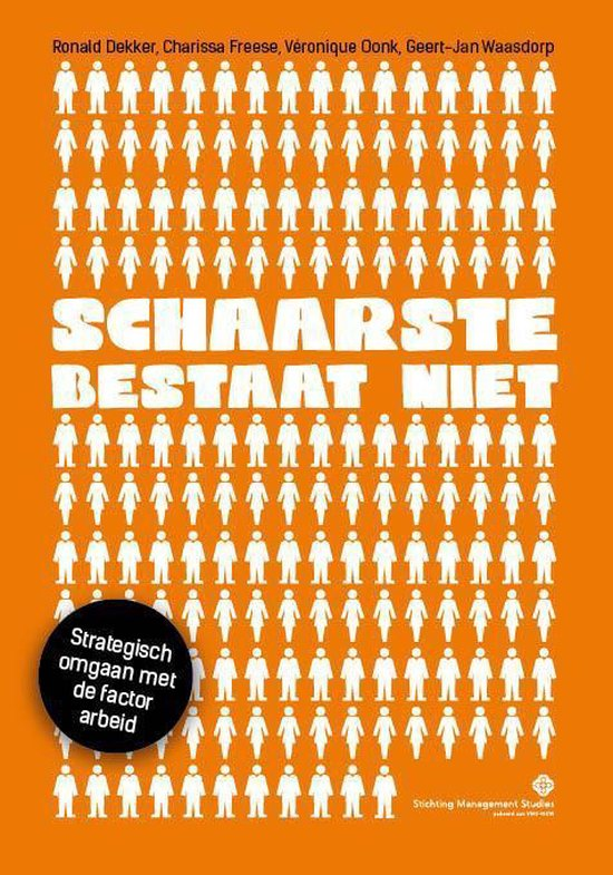 Schaarste bestaat niet - Charissa Freese |