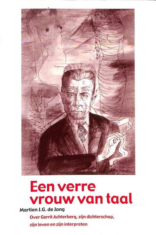 Een verre vrouw van taal - Martien J.G. de Jong   Fthsonline.com
