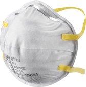 3M™ Fijnstofmasker in cupvorm, 8710C3, FFP1, 3 maskers