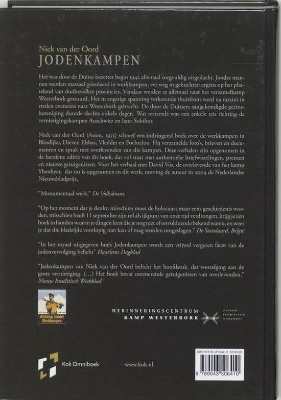Jodenkampen - Niek van der Oord pdf epub