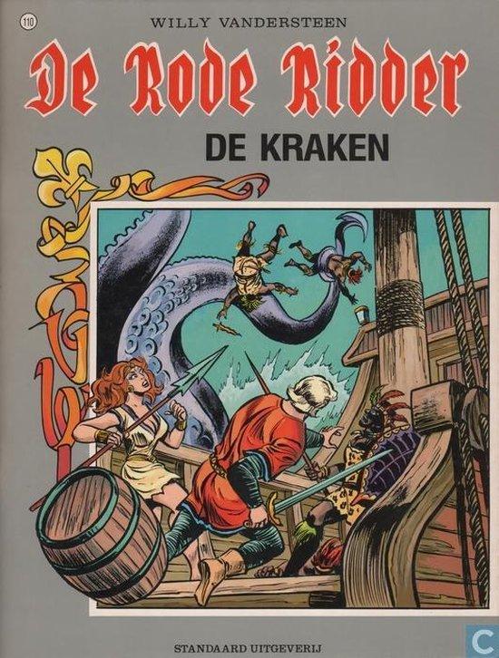 De rode ridder - De kraken - Willy Vandersteen | Readingchampions.org.uk