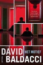 Boek cover Amos Decker 3 -   Het motief van David Baldacci