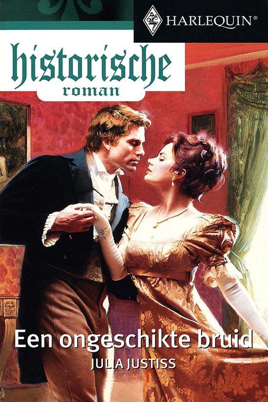 Harlequin- Een ongeschikte bruid - Julia Justiss pdf epub