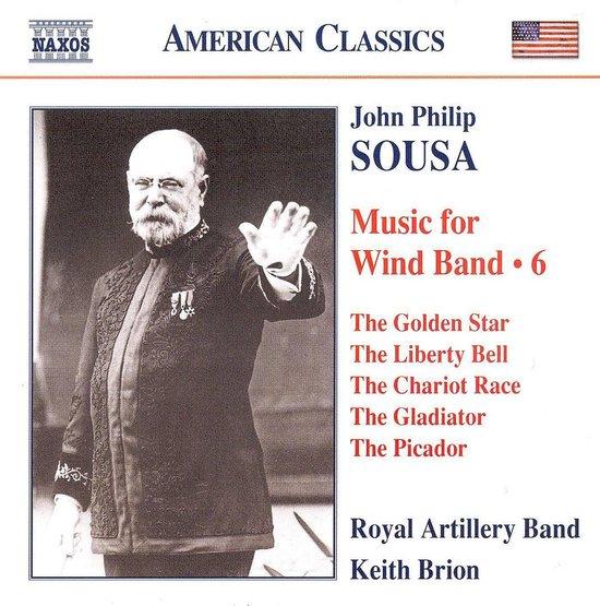 Sousa: Music For Wind Band V. 6