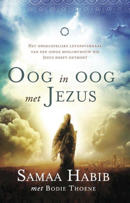Oog in oog met Jezus - Samaa Habib |