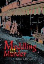 Omslag Meddling in Murder