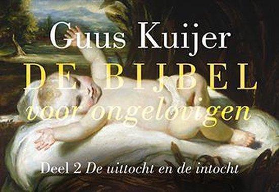 De Bijbel voor ongelovigen - dwarsligger (compact formaat) - Guus Kuijer   Readingchampions.org.uk