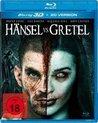 Hänsel vs. Gretel (3D Blu-ray)
