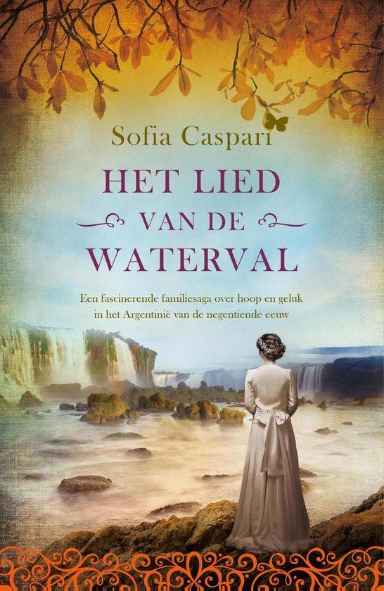 Het lied van de waterval - Sofia Caspari |