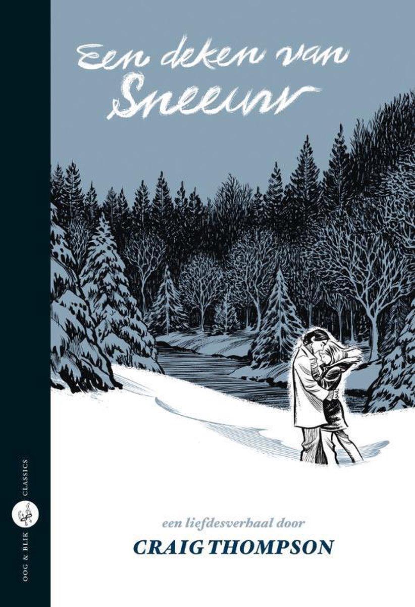 bol.com | Een deken van sneeuw, Craig Thompson | 9789054923558 | Boeken