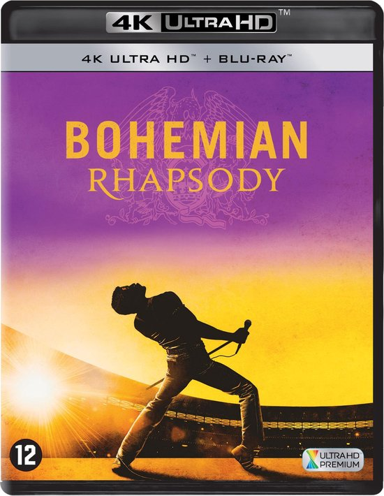 Bohemian Rhapsody (4K Ultra HD Blu-ray) - Film
