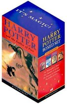 Harry Potter 4 Volume Box Set