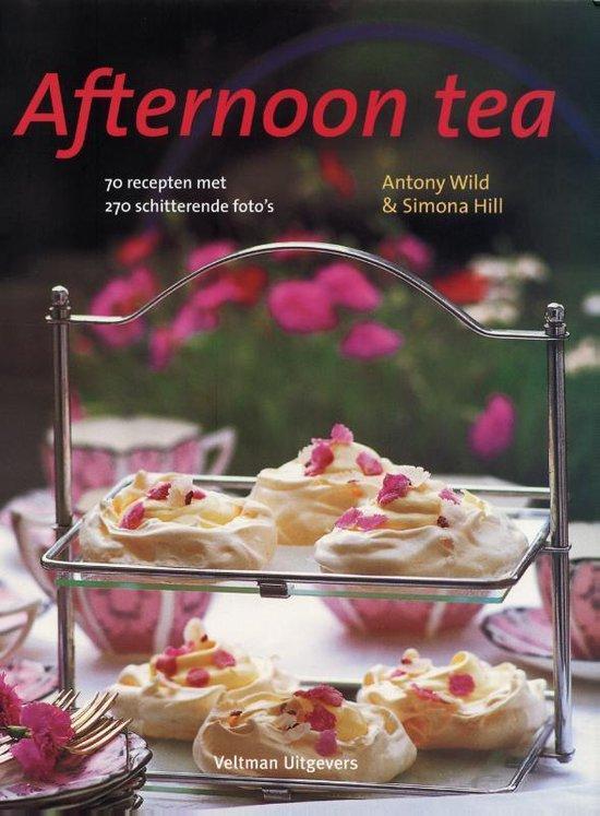 Afternoon tea - Antony Wild |