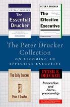 Boek cover The Peter Drucker Collection on Becoming An Effective Executive van Peter F. Drucker