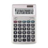 ACROPAQ AC230T - Buro rekenmachine Scherm 12 grote cijfers TAX-functie