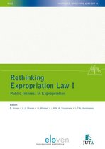 Omslag Rethinking Expropriation Law