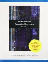 Boek cover Essentials of Economics van Stanley Brue