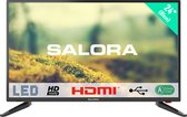 Salora 24LED1500 - Televisie - LED - HD - 24 Inch - HDMI - USB