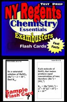 NY Regents Chemistry Test Prep Review--Exambusters Flashcards