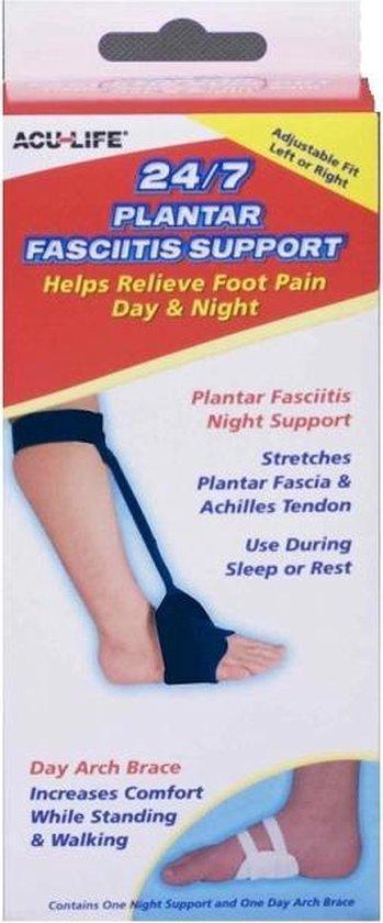 Splint Plantaire Fasciitis dag en nacht