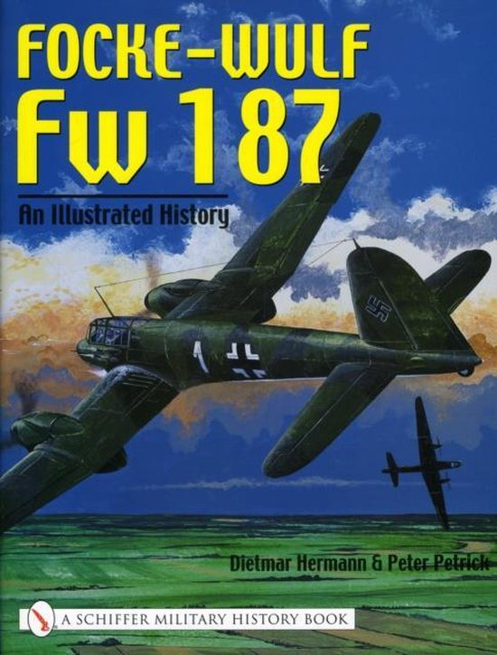Afbeelding van Focke-Wulf Fw 187