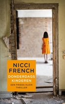 Boek cover Frieda Klein 4 - Donderdagskinderen van Nicci French