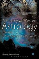A History of Western Astrology: v. 2